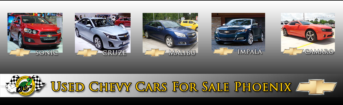 Used Chevy Cars For Sale Phoenix AZ