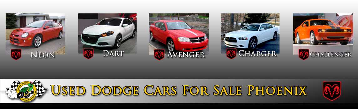 Used Dodge Cars For Sale Phoenix