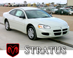 Used Dodge Stratus Phoenix AZ