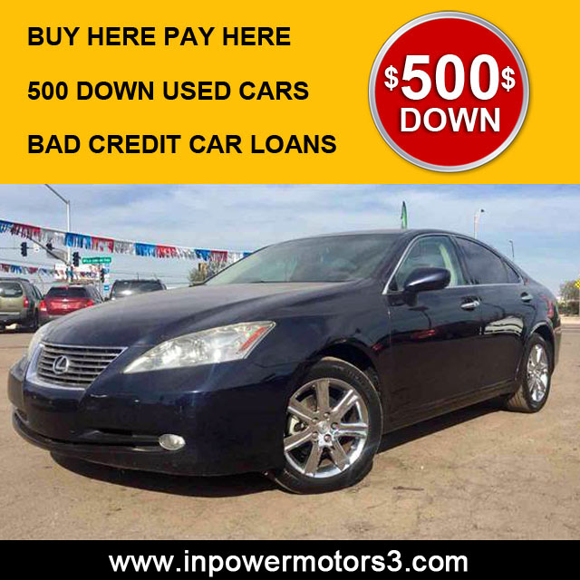 Bad Credit Car Dealership Phoenix