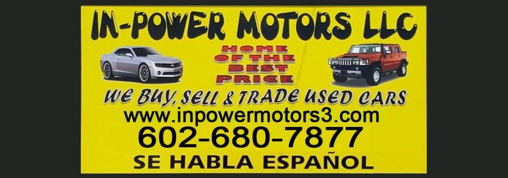 Buy Here Pay Here Car Lots Phoenix Arizona