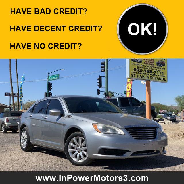 Bad Credit Used Car Dealership Phoenix